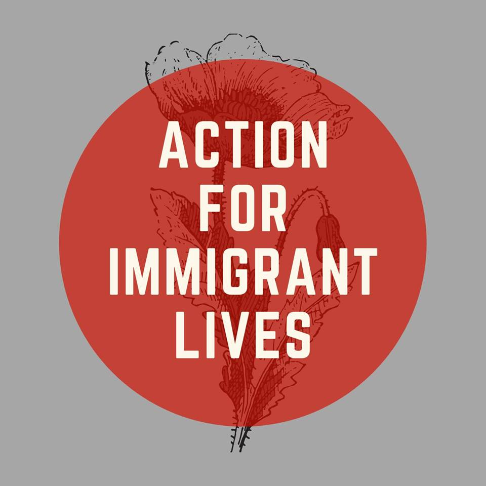 Action for Immigrant Lives logo