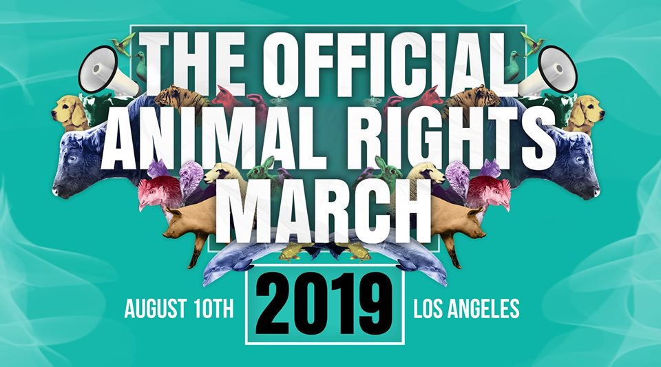 Animal Rights March Logo