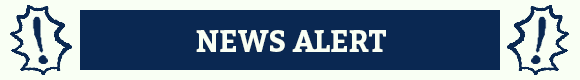 NEWS ALERT!