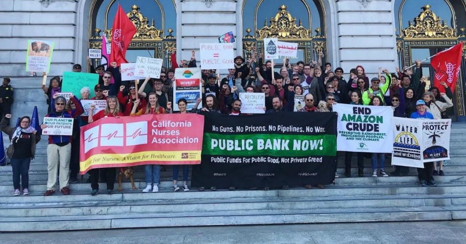 Public Banking Victory