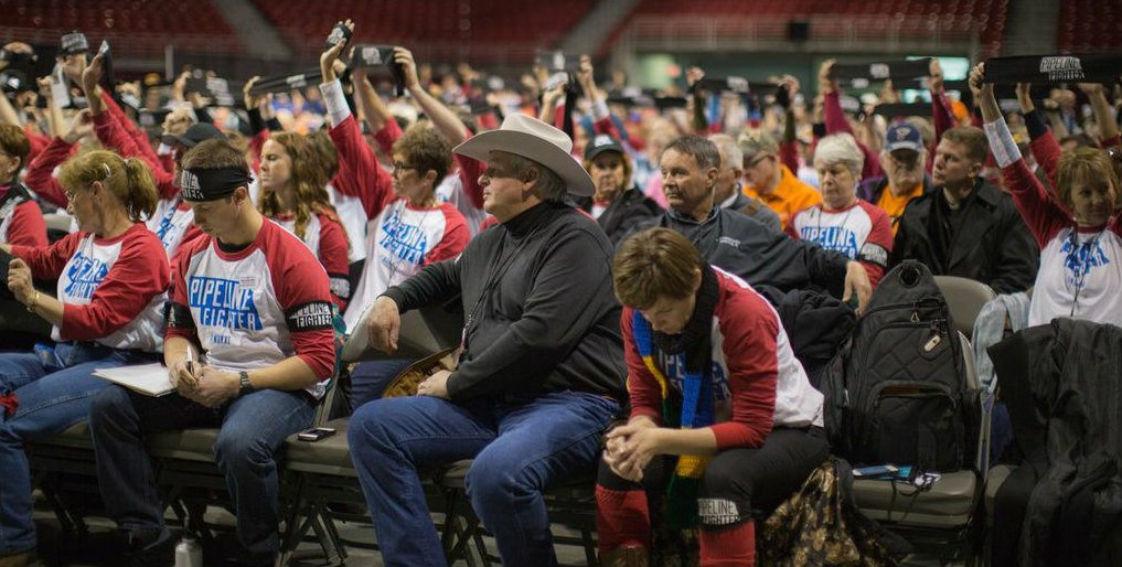 2013 KXL State Dept. hearing in Nebraska