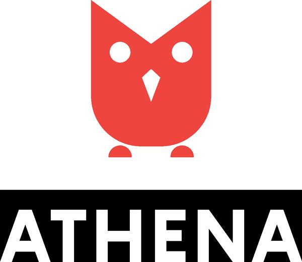 Athena logo.