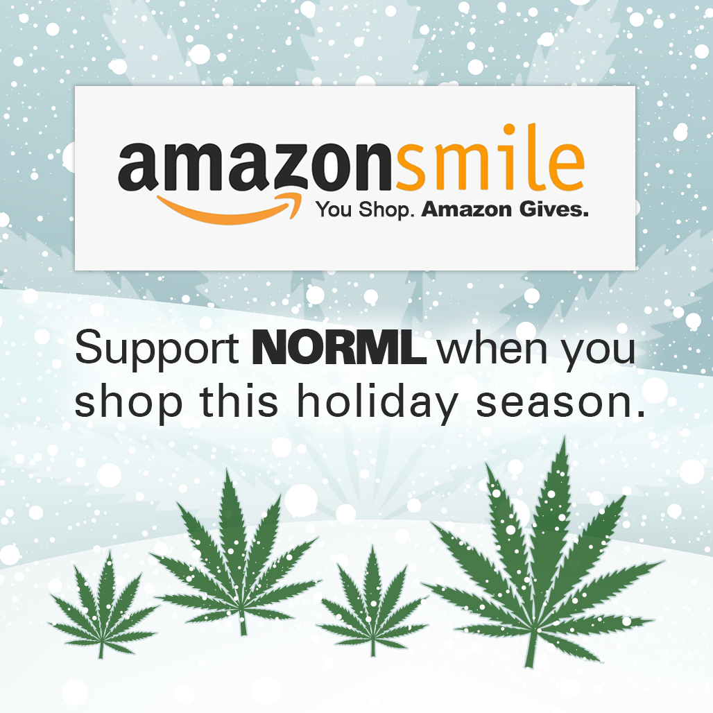 Support NORML with Amazon Smile