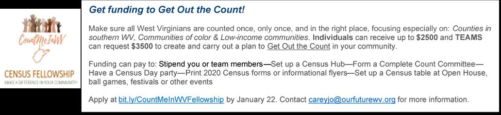 Census Fellowship