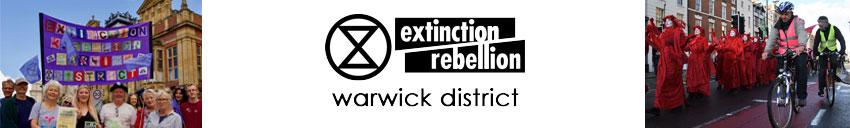Extinction Rebellion Warwick District