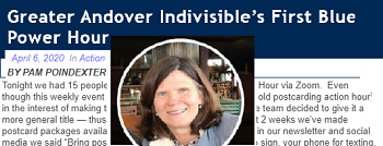 Greater Andover Indivisible Blue Power Hours