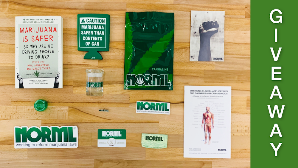 NORML Giveaway