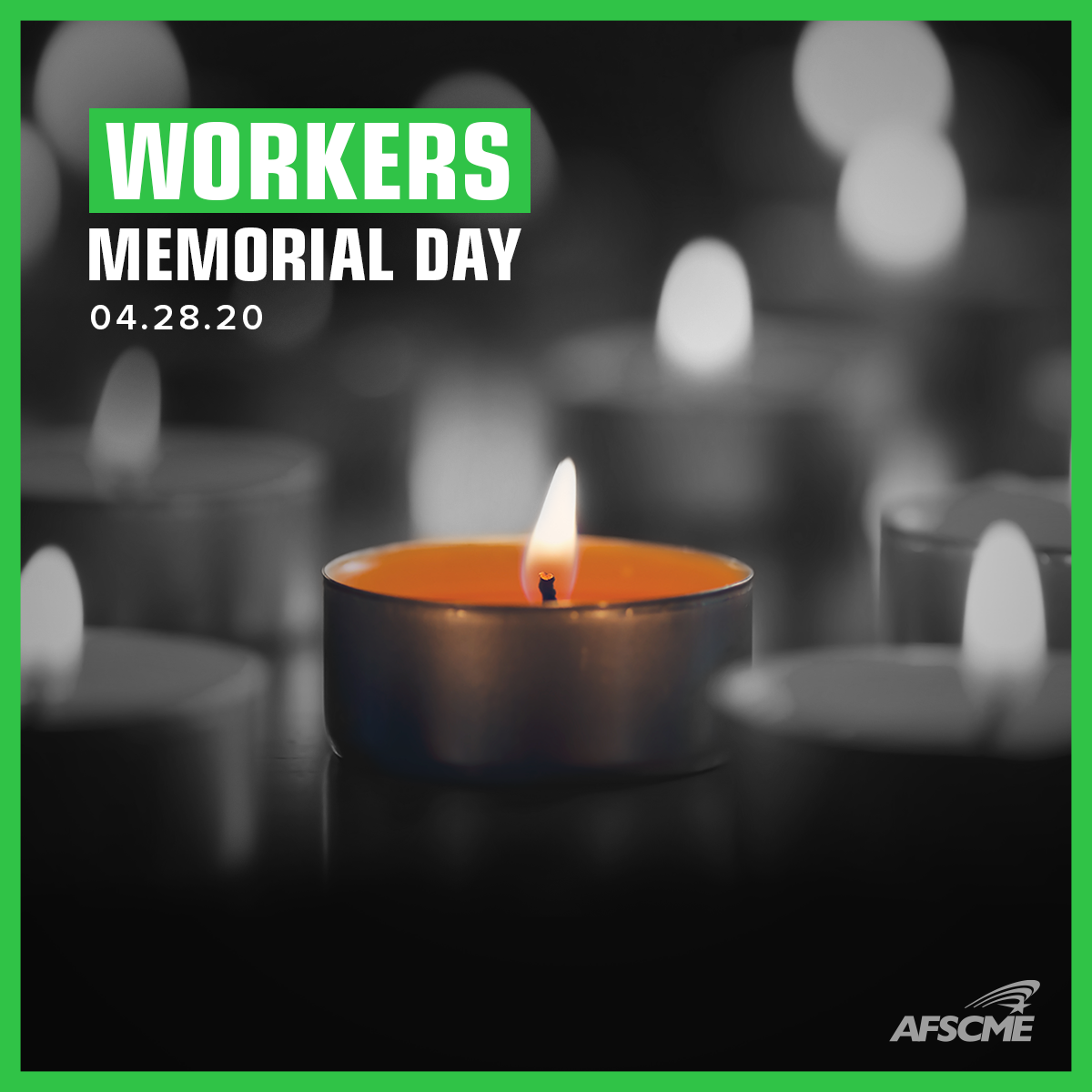 SHARE: Workers Memorial Day