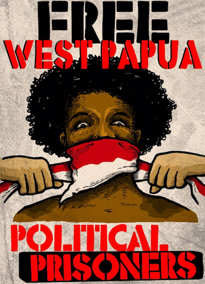 Free West Papua Political Prisioners