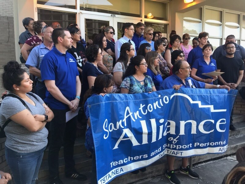 San Antonio Alliance members