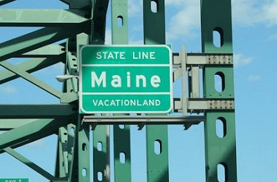 All roads lead to Maine
