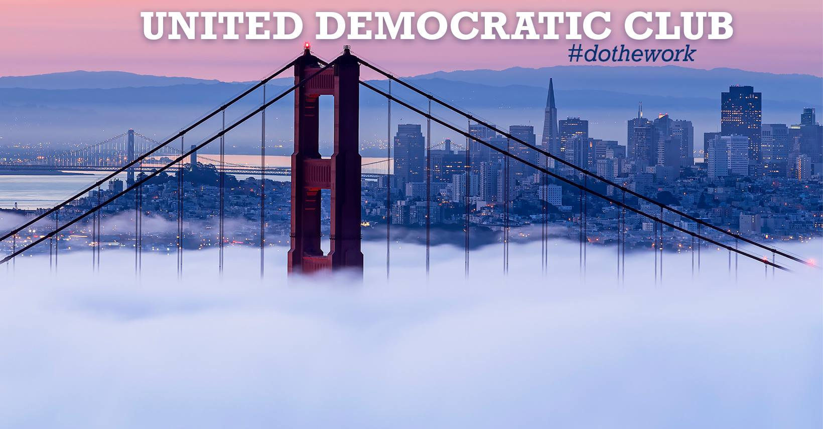 Welcome to the United Democratic Club