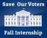 Save Our Voters Fall Internship