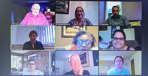 AFT Retirees virtual conference