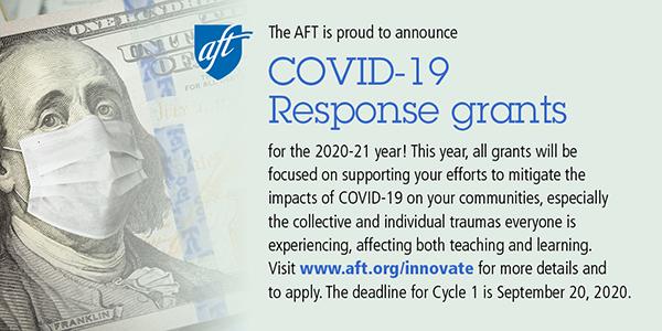 Innovation Fun COVID-19 Response Grants