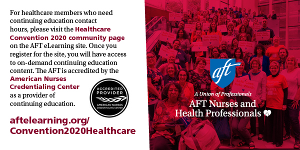 AFT Healthcare continuing education