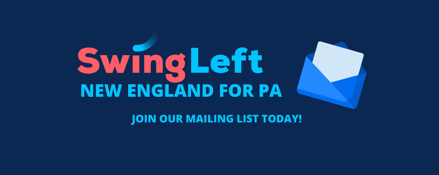 Introducing the New England for PA newsletter