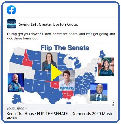 Flip the Senate Video