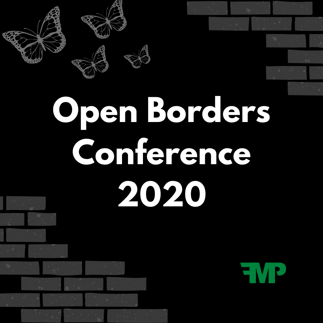 Open Borders Conference 2020, FMP logo