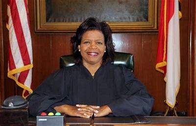 NC Chief Justice Cheri Beasley