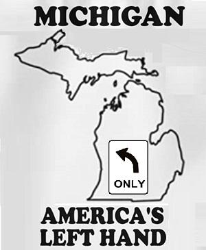 """""""America's Left Hand"""" Goes Left"""