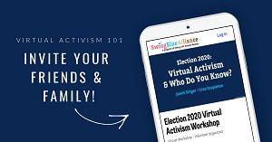 Virtual Activism Workshop