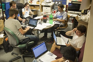 Daily Bruin Students Phone Banking