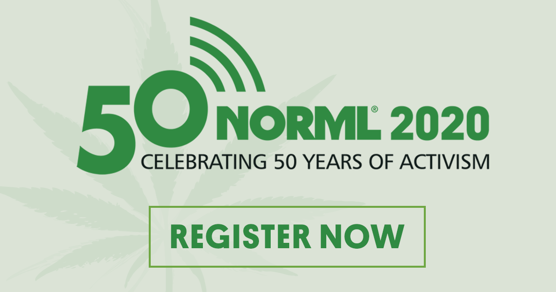 Register for the NORML 2020 Conference