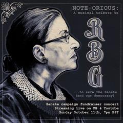 RBG Memorial NOTE-ORIOUS Concert
