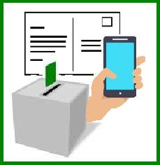 One Postcard, One Phone Call, One Vote