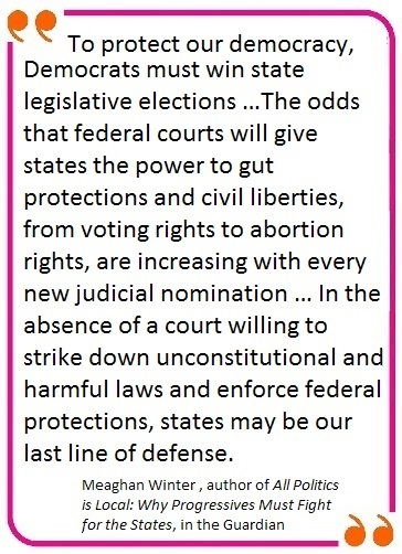 The importance of state legislatures