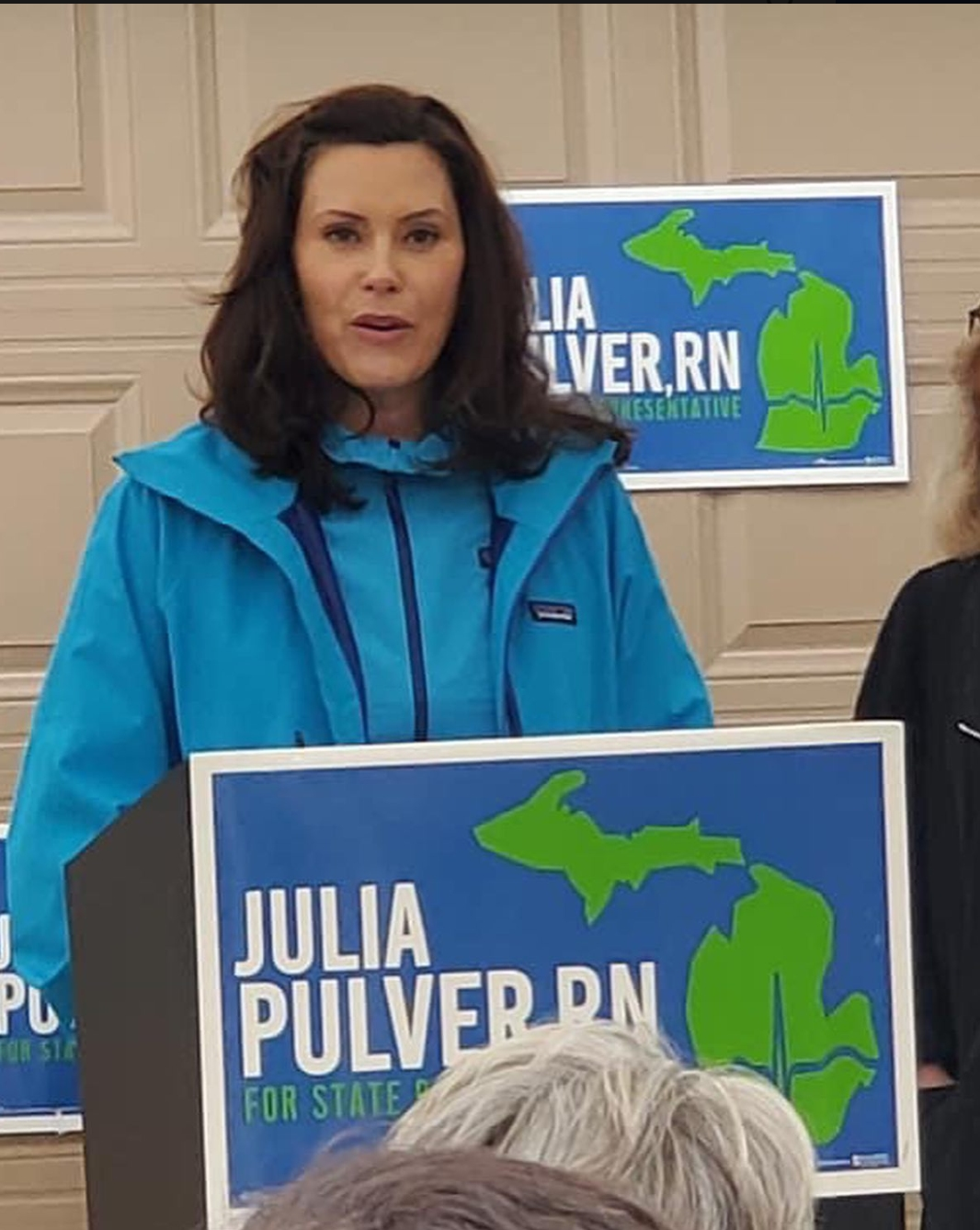 Whitmer for Pulver
