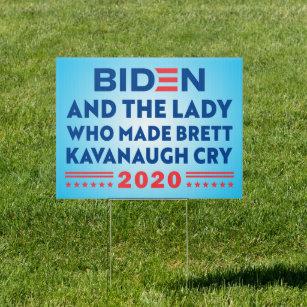 Made Kavanaugh cry