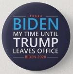 Biden' my time