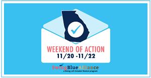 Georgia Weekend of Action
