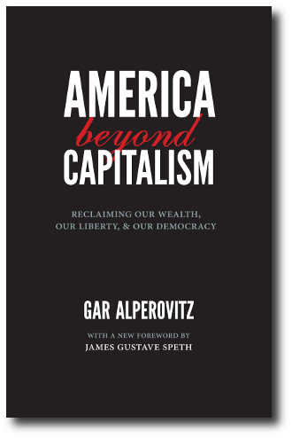 Cover of America Beyond Capitalism