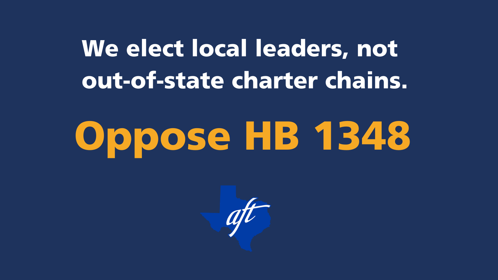 Oppose HB 1348 banner