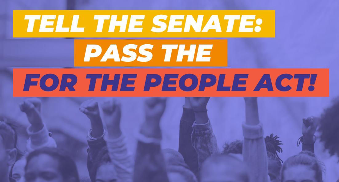 Tell the Senate!