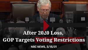 McConnell Fights Voting Rights