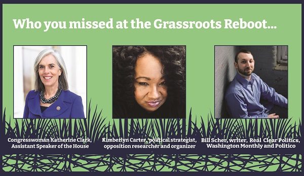 2021 Grassroots Reboot Recap