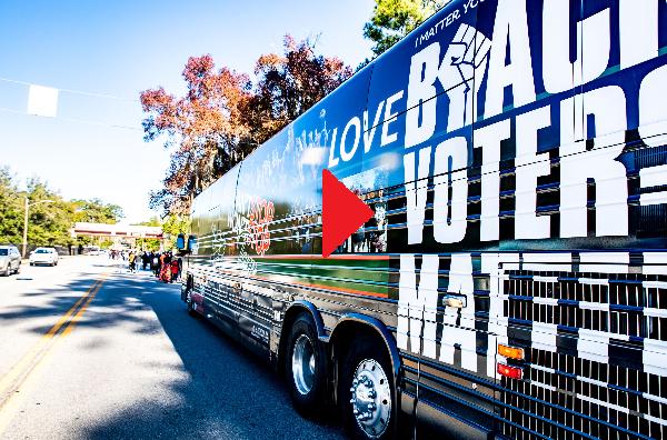 Black Votes Matter Freedom Ride