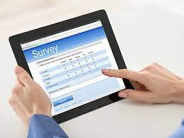 Look for the survey!