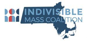 Indivisible Mass Coalition Logo