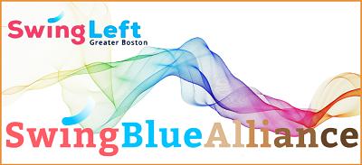Swing Left to Swing Blue Alliance