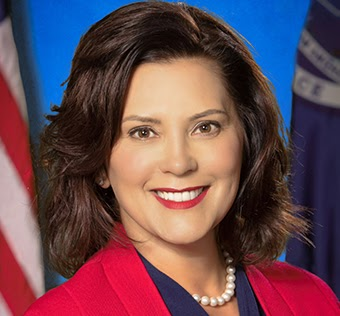Gov. Gretchen Whitmer