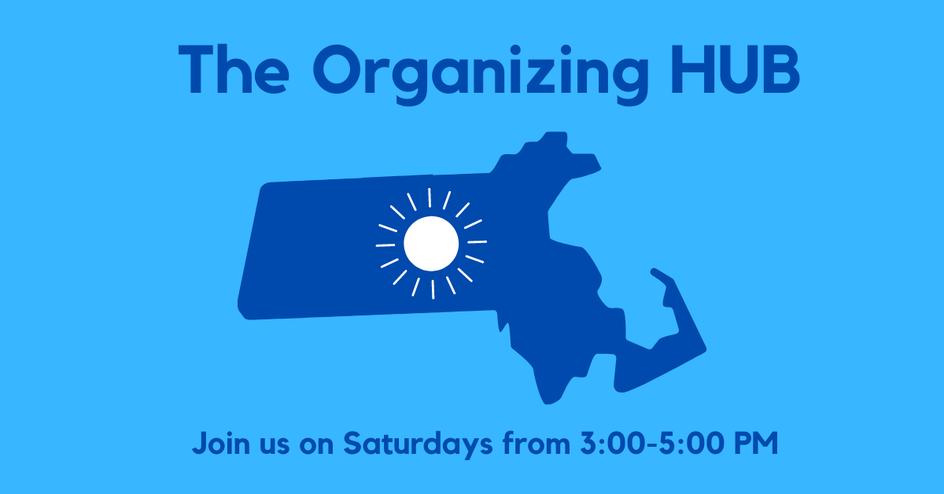 The Organizing Hub logo