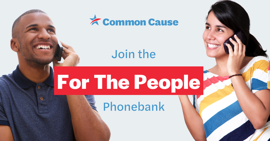Join this phone bank for S. 1
