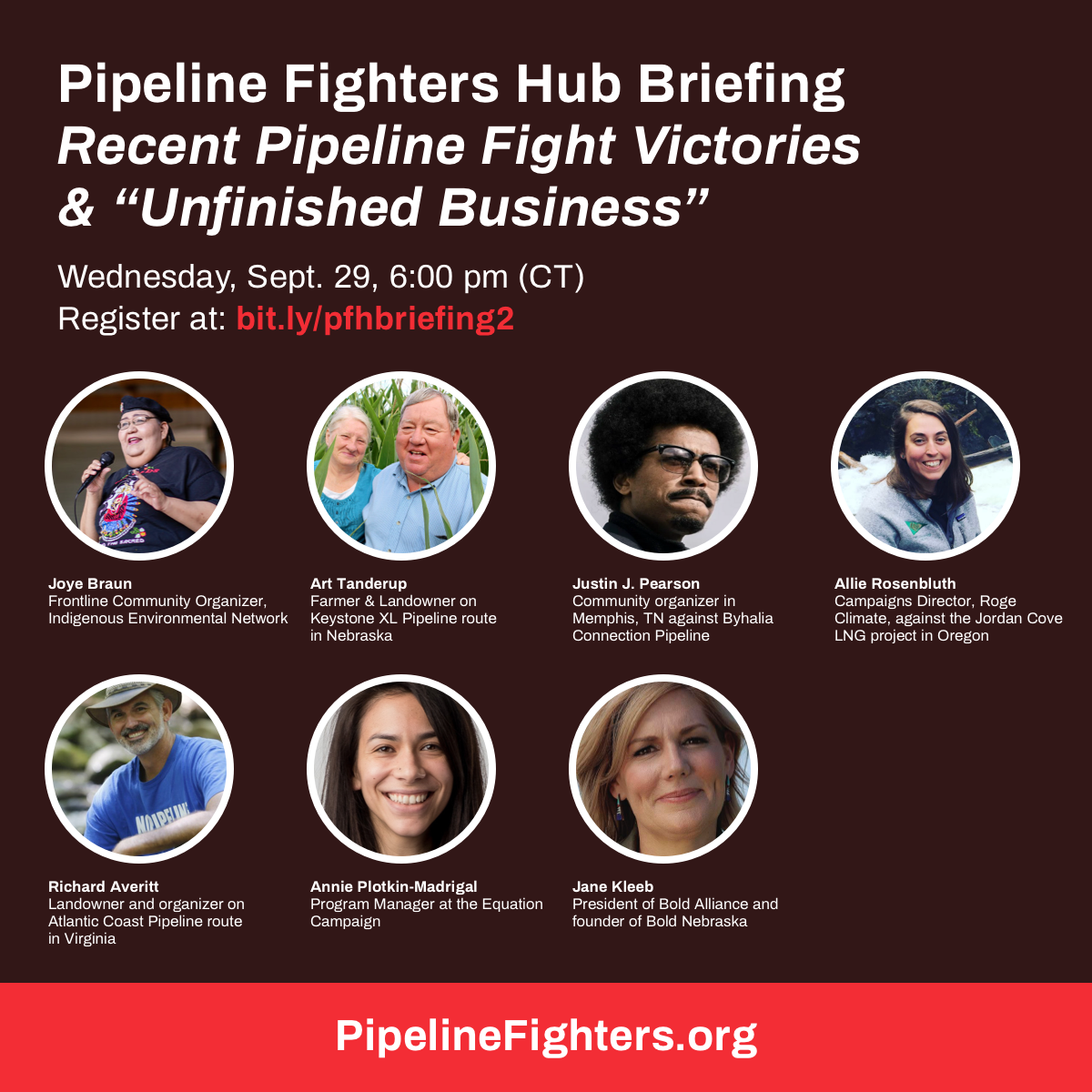 Register for the Sept. 29 briefing