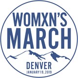 Womxn's March  Denver