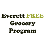 Everett Free  Grocery Program